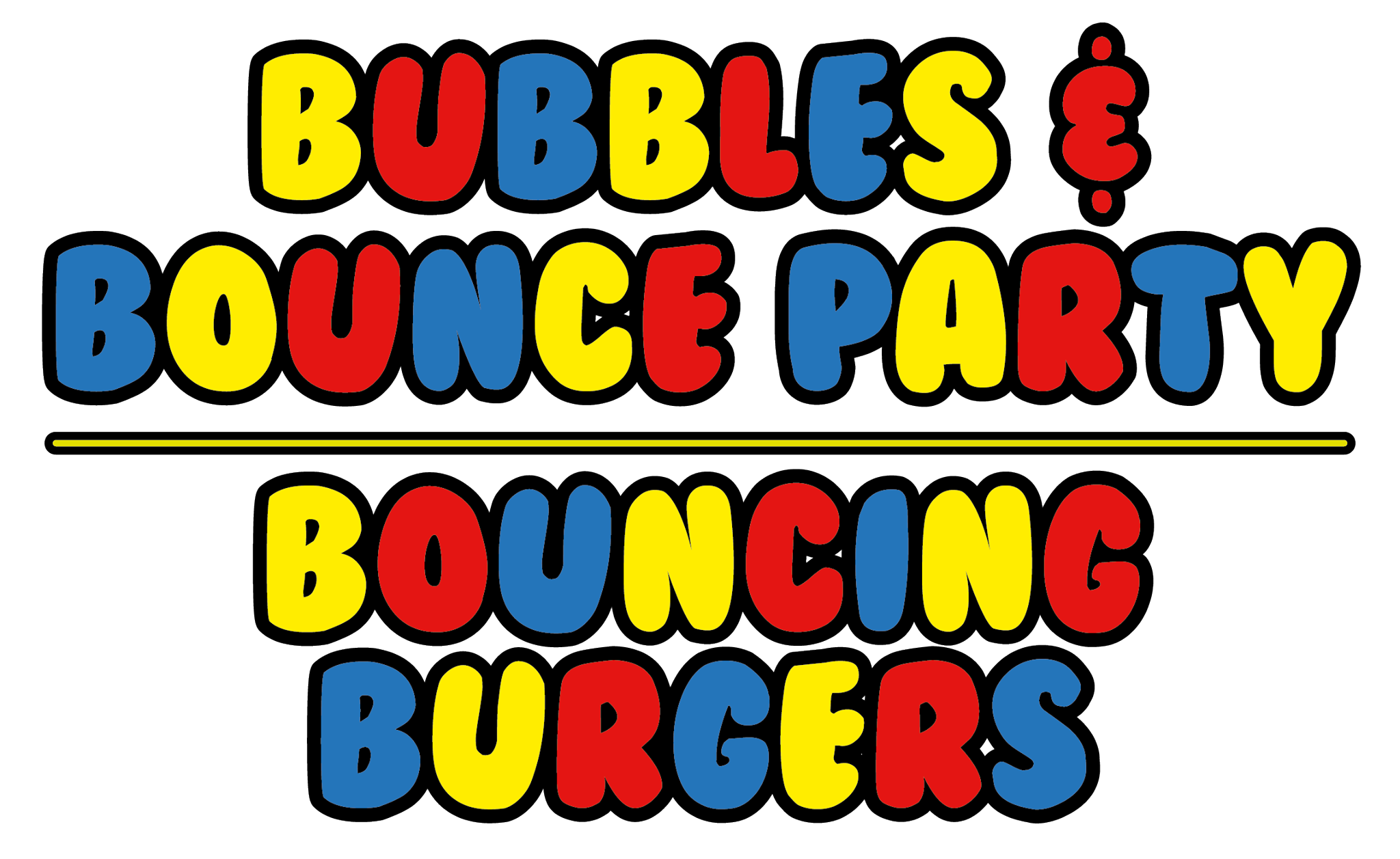Bubbles And Bounce Party